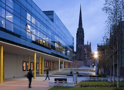 Coventry university applied research strategy